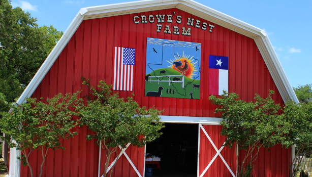 Texas Crowes Nest Farm